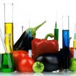 Genetically modified organism - Stock Photo