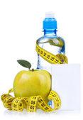 Woda butelkowana — Zdjęcie stockowe