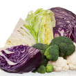 Постер, плакат: Fresh cabbage