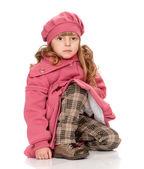 漂亮的小女孩 — 图库照片