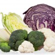 Fresh cabbage — Stock Photo #7800501
