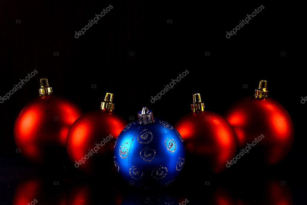 Christmas background - ornament  — Stock Photo #7119890