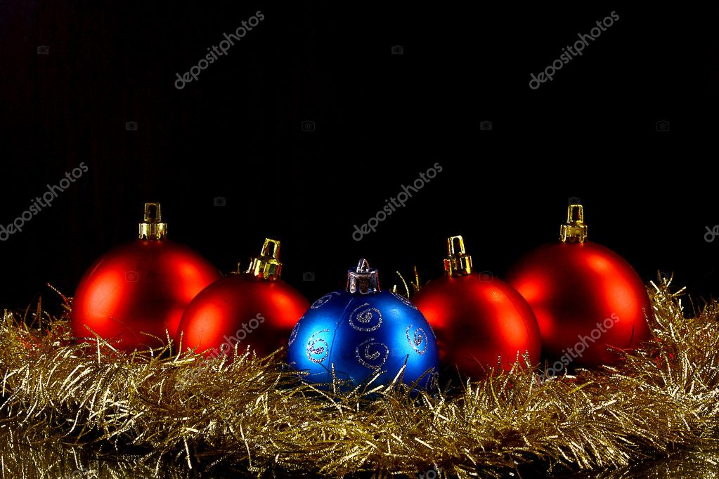 Christmas background - ornament   Stock Photo #7119894