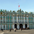 Museum Hermitage in Saint-Petersburg, Russia — Stock Photo