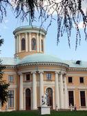 главный дворец в усадьбе архангельское. москва — Стоковое фото