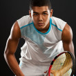 Tennis player — Stock Photo