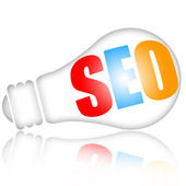 SEO concept — Stock Photo