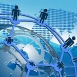 Social Network — Stock Vector #7318459