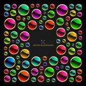 Vector creative background — Stock Vector