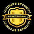 Постер, плакат: Ultimate security