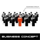 Network concept. — Stock Vector