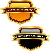 Ultimate secutity. — Stock Vector
