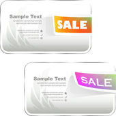 Emblemas de venda. — Vetorial Stock