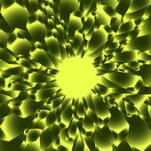 抽象水晶背景. — 图库矢量图片