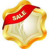 Emblema de venda. — Vetorial Stock