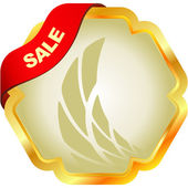 Sale emblem. — Stock Vector