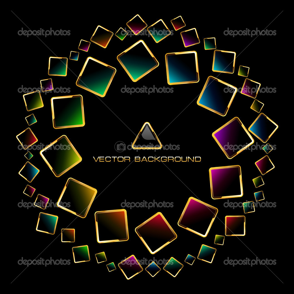 Vector creative background — Stock Vector #7161031