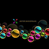Abstract background. Vector illustration. — Stock Vector