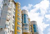 Moderna lägenheter — Stockfoto
