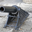Little cannon, began 20 centuries — Stock Photo