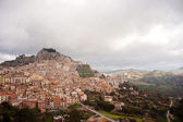 View of Nicosia, Sicily — Stock Photo