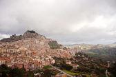 View of Nicosia, Sicily — Stock Photo