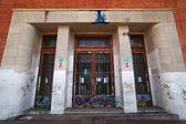 Liceo ginnasio dante alighieri, trieste — Zdjęcie stockowe