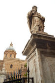 Statue of Santa Rosalia, Palermo — Stock Photo