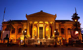 Teatro Massimo, opera house in Palermo — Stock Photo