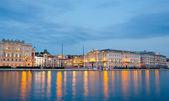 Piazza unità d'Italia,Trieste — Stock Photo