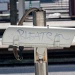 Surveillance camera — Stock Photo #7686513