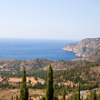 Assos, Kefalonia — Stock Photo