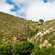 Stock Photo: Hill, kefalonia
