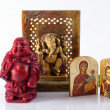 Stock Photo: Religious icons