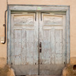 Stock Photo: Rustic door