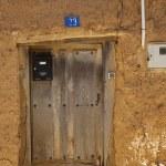 Old door — Stock Photo #7689808