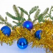 Christmas decorations — Stock Photo #7689920