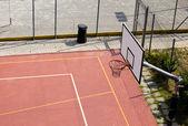 Basket playground — Stock Photo