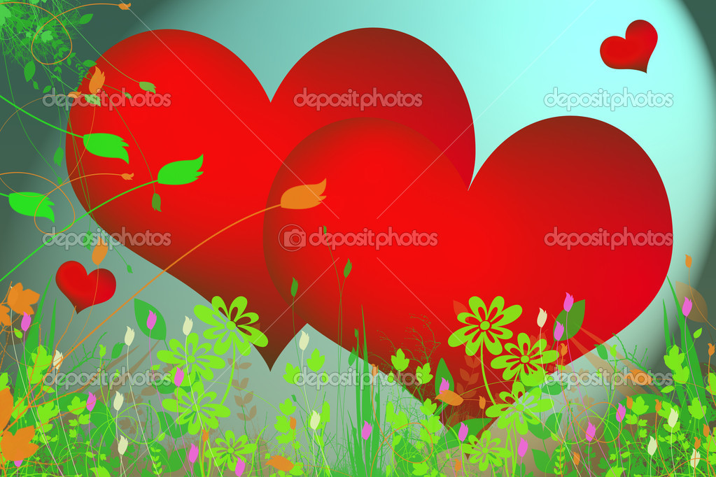Hearts — Stock Photo #7687556