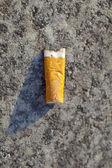 Colilla de cigarro — Foto de Stock