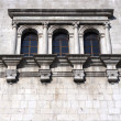 Window of church, Cividale del friuli — Stock Photo