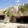 Stock Photo: Cave, Neapolis in Syracuse