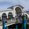 Rialto bridge, Venice — Stock Photo #7747007