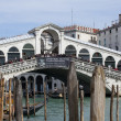 Rialto bridge, Venice — Stock Photo #7747014