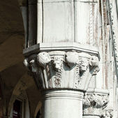 Corinthian columns of Venice — Stock Photo
