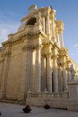 Katholische kathedrale in italien — Stockfoto