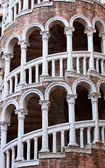 Scala bovolo contarini, Venetië — Stockfoto