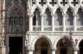 Dodge's palace, Venice — Foto de Stock