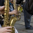 Stock Photo: Saxophone