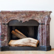 Fireplace — Stock Photo #7868936
